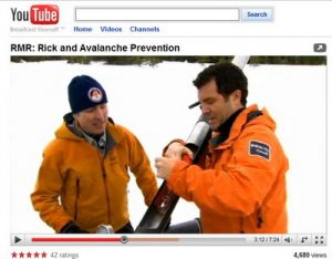 Rick Mercer Avalanche Dogs Avalanche Explosion Control