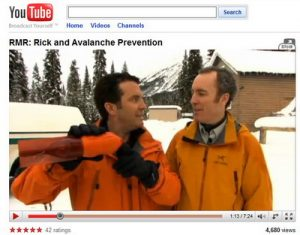 Avalanche Prevention Parks Canada Rick Mercer Explosive Avalanche Dogs