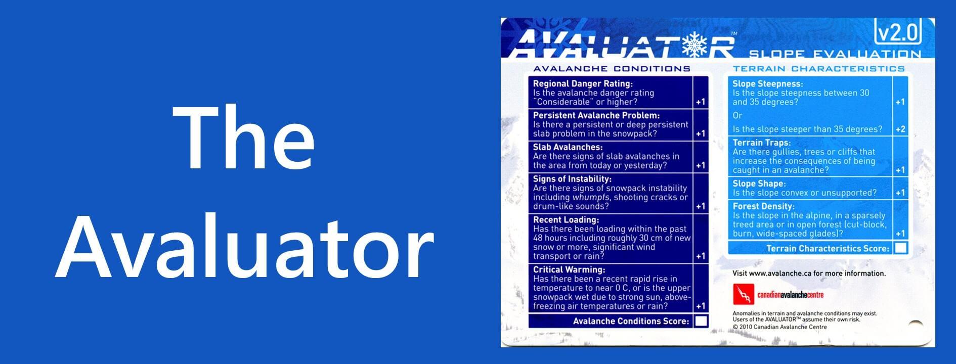 TheAvaluator