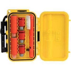 flare kit bear bangers waterproof case