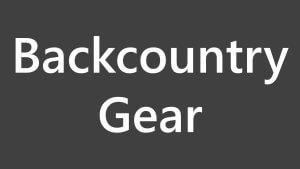 Backcountry-Gear