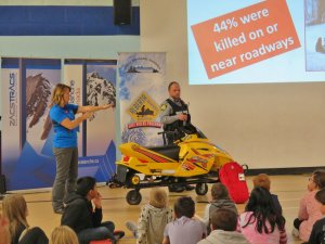 ASA Safe Riders Snowmobile and OHV Safety