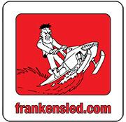 Frankensled's logo