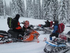 Recommended Backcountry Gear for Mountain Snowmobilers