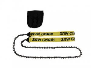 Saw Chain and Pouch from Frankensled