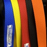Zacs Tracs straps to pull out stuck snowmobiles come in a variety of colors.