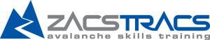 Zacs Tracs Avalanche Skills Training logo